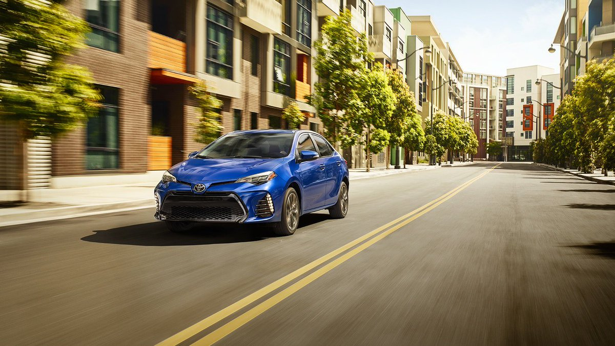 Nice Toyota Safety Sense Comes Standard On The 2019 Toyota Corolla. Check It Out  At Your Local Toyota Dealer Today! Visit Jeff Wyler Toyota Of Clarksville  At ...