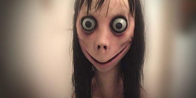 Image result for Creepy 'Momo' Suicide Game Invades 'GTA V'