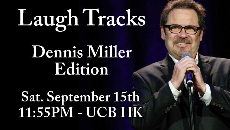 Tonight at @UCBTNY Hells Kitchen at 11:55 PM, see new Dennis Miller stand-up material by 7 new Dennis Millers! Tickets: hellskitchen.ucbtheatre.com/performance/64…