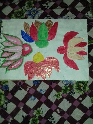 Painting new imagination