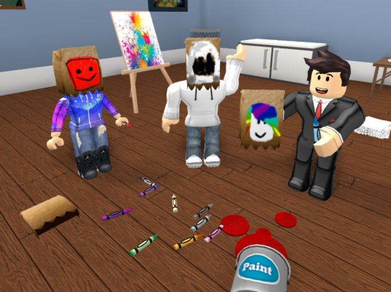 Roblox On Twitter Get Creative Wear A Real Hat Or Just Draw
