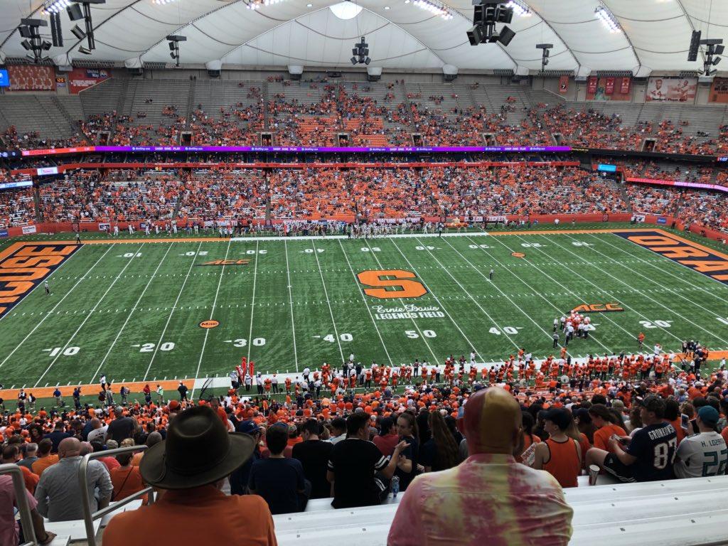 Saturday afternoon in Syracuse!!!!!