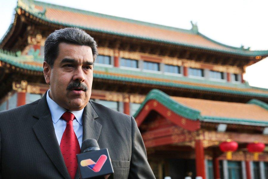 #Noticia �� |@NicolasMaduro cumplió exitosamente su agenda de trabajo en China https://t.co/8xxFoeQ8LF https://t.co/qdv5OYMfQ7