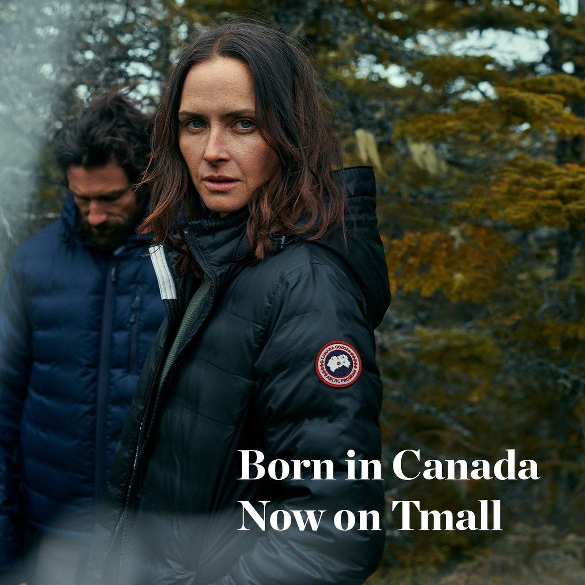 canada goose golden hall