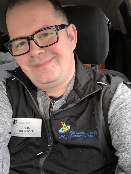 @EFCL is heading out to your events today #yegCLs hope you enjoy #yegCLDay18 Photo