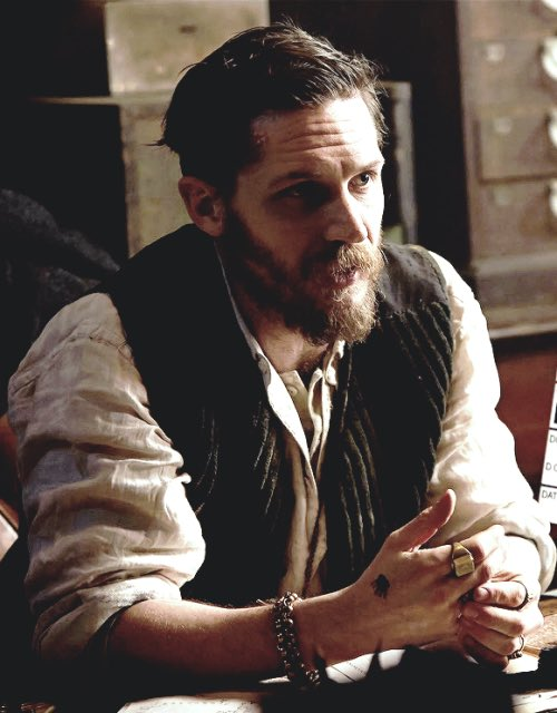 Happy Birthday to our very own Tom Hardy (Alfie Solomons).