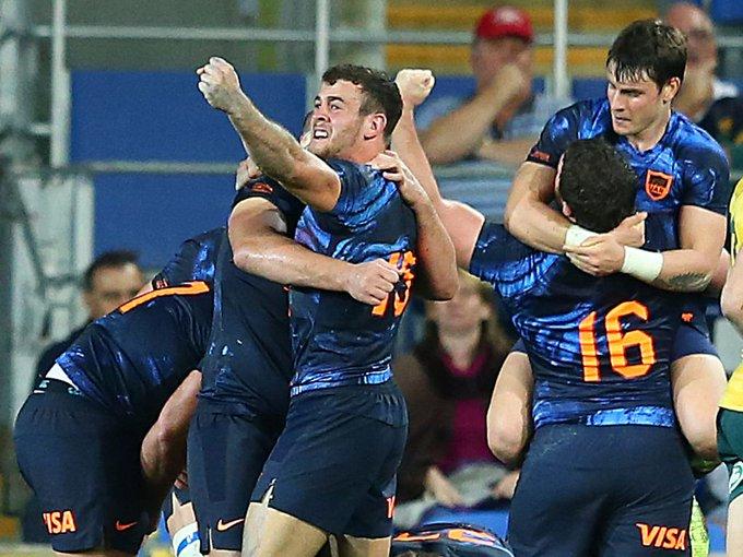 Five takeaways from Australia v Argentina. #RugbyChampionship #AUSvARG Photo