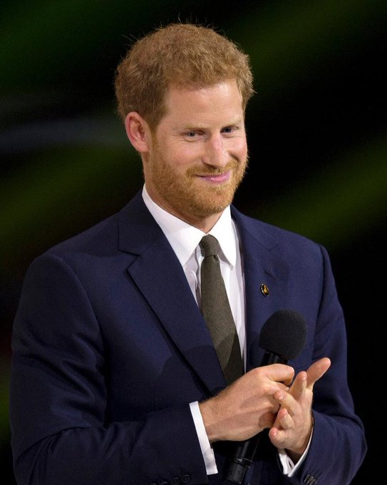Would like to wish HRH Prince Harry, Duke of Sussex a very happy birthday!