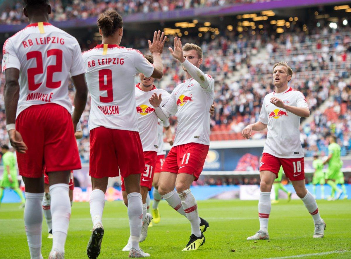 Rb Leipzig On Twitter Durch Den Ersten Liga Saisonsieg Haben Sich