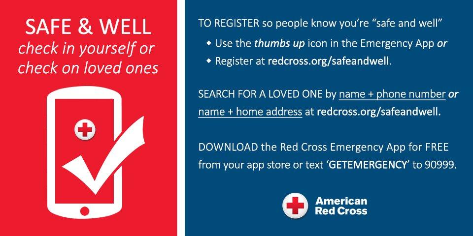 American Red Cross (@RedCross) | Twitter
