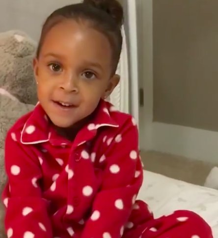 Ludacris, Eudoxie\s Daughter Wins Over Fans for Singing Happy Birthday In Two Languages