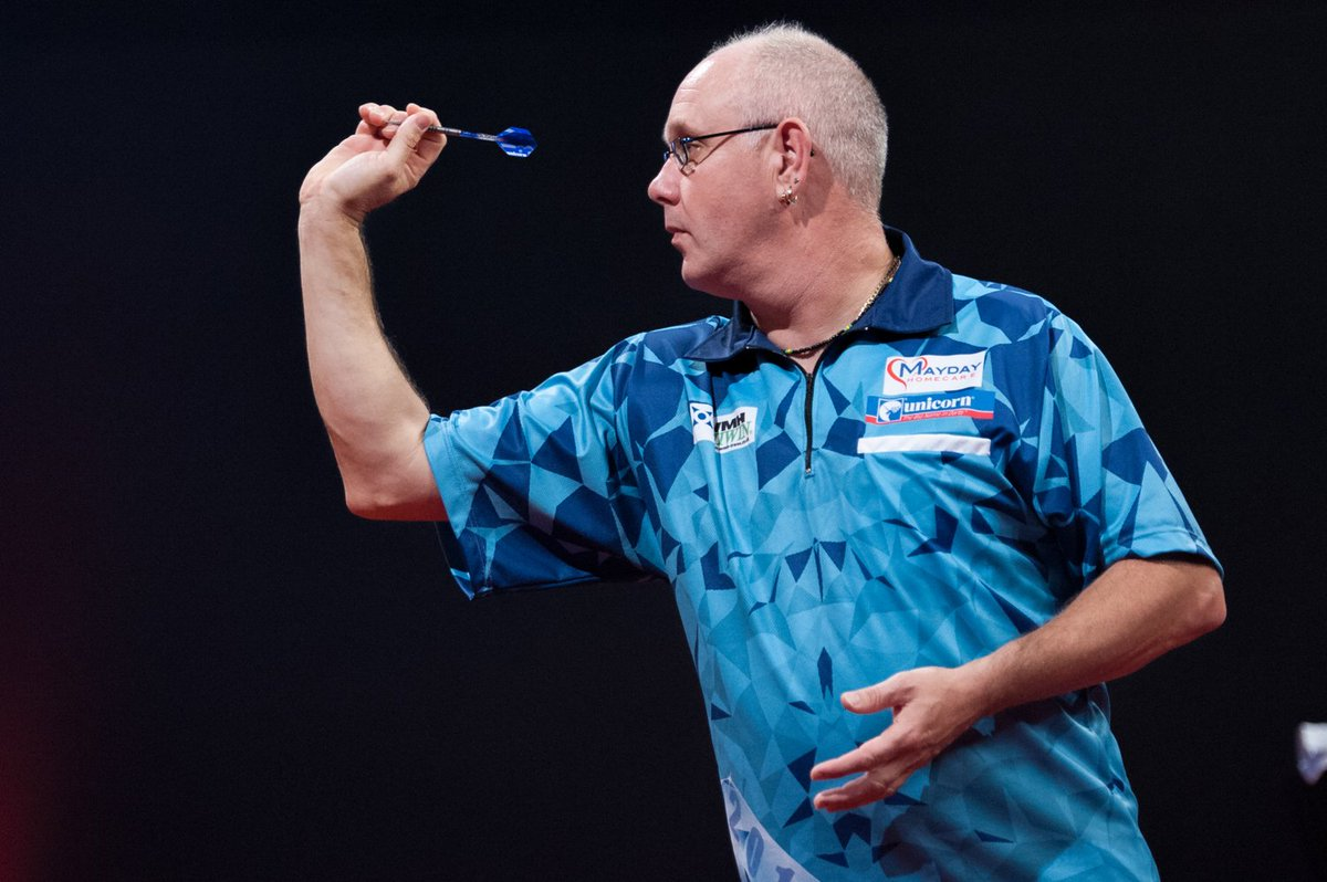 WINNER   Ian White picks up where he finished last weekend with a 108.17 average. Ian White 6-2 Jelle Klaasen 📺 Watch #ET12 on PDCTV-HD ▶️ Results & streaming info: pdc.tv/node/7735