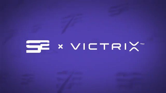 Were extremely excited to announce our partnership with @VictrixPro! 🚀 Use code SOAR and receive a FREE SoaR microphone badge! 🛒 soar.gg/victrix