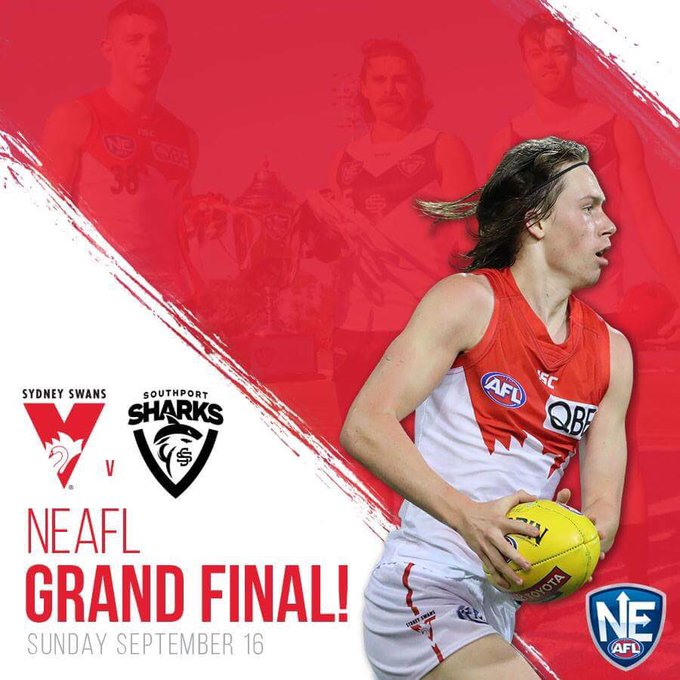 It's @neaflofficial Grand Final day! 🏆 Watch all the action from 1pm here: #ProudlySydney Photo