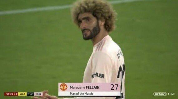 Totally Man Utd™'s photo on Fellaini