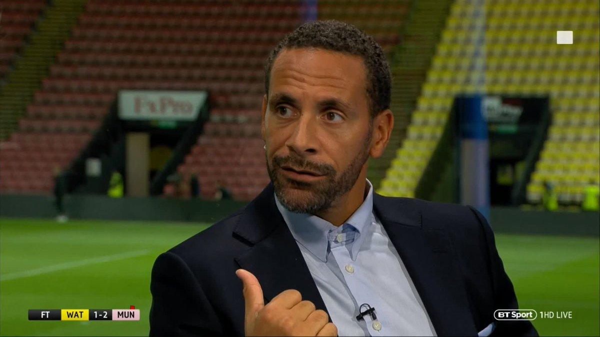 Football on BT Sport's photo on Fellaini