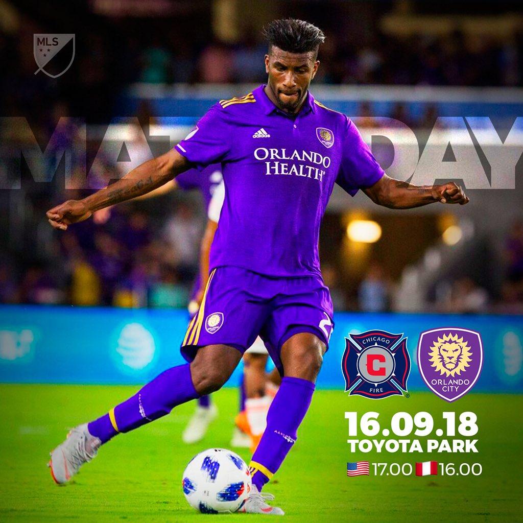 Vamos con todo! Let's do it!!!   @OrlandoCitySC #CA26 #Matchday https://t.co/93vw5kxoRe