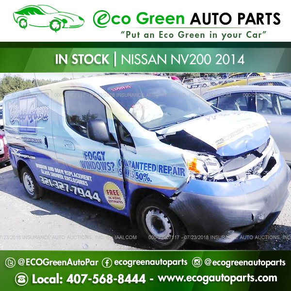 2243c2998b4e ECO Green Auto Parts on Twitter