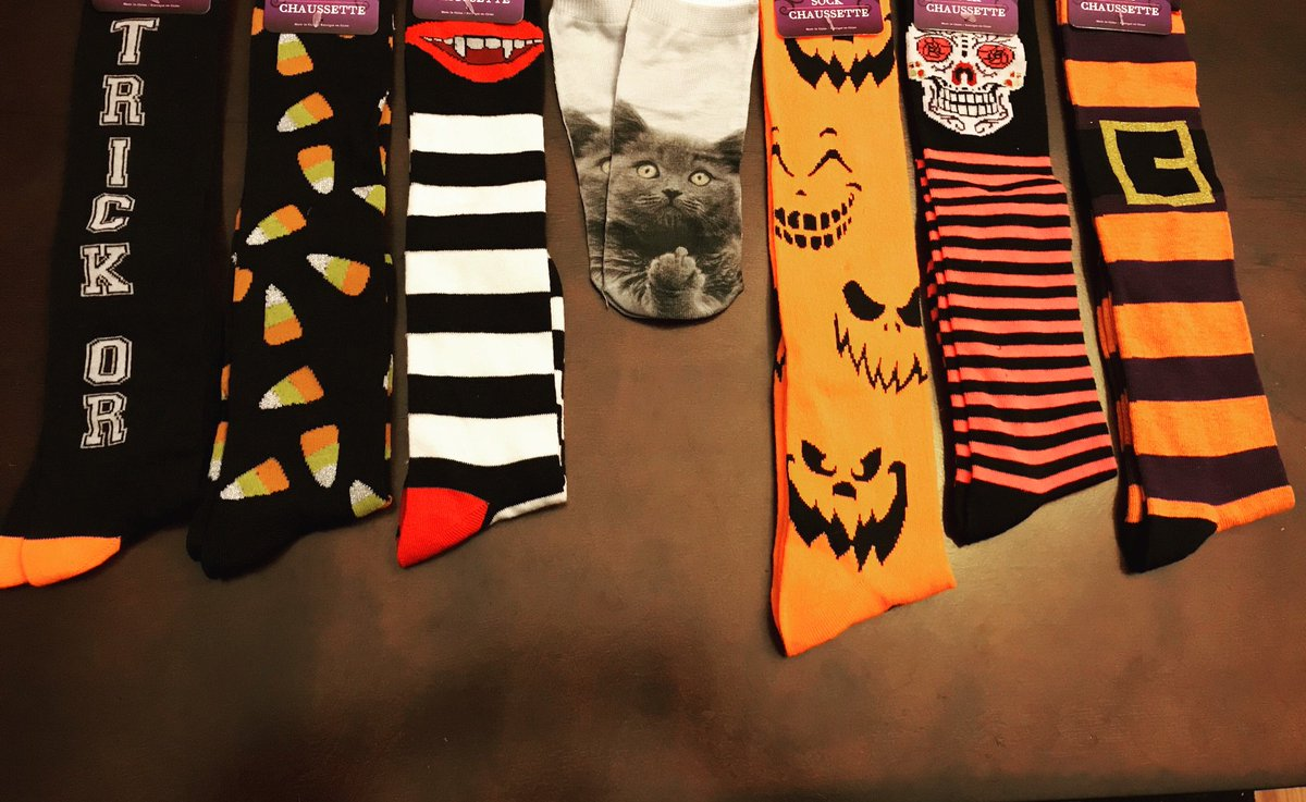 I added a few to my collection...one of these things doesn't look like the others😂😂😂 #SockJunkie