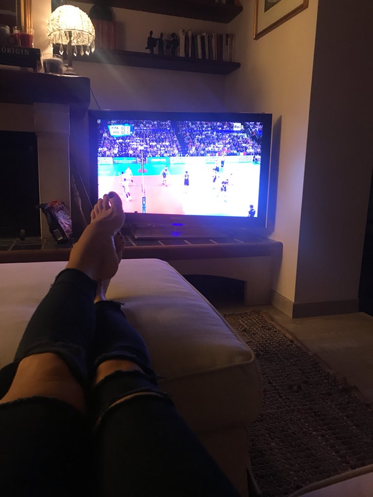 E nnamoooo forza azzurri #volleyball  #ItaliaArgentina  - Ukustom