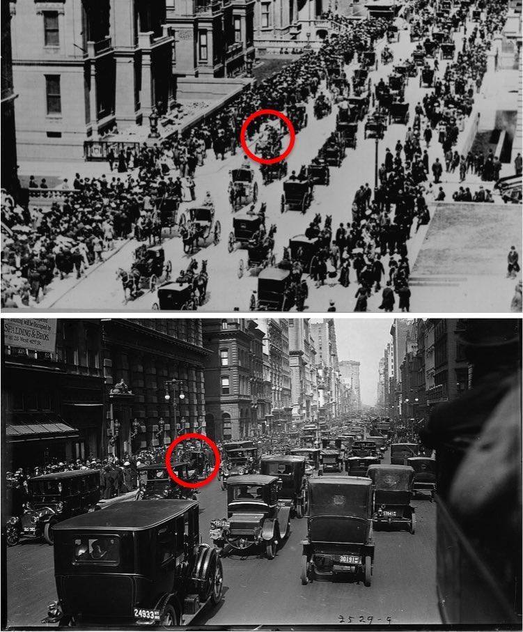 Bildresultat för bild 5:th avenue 1900 och 1913