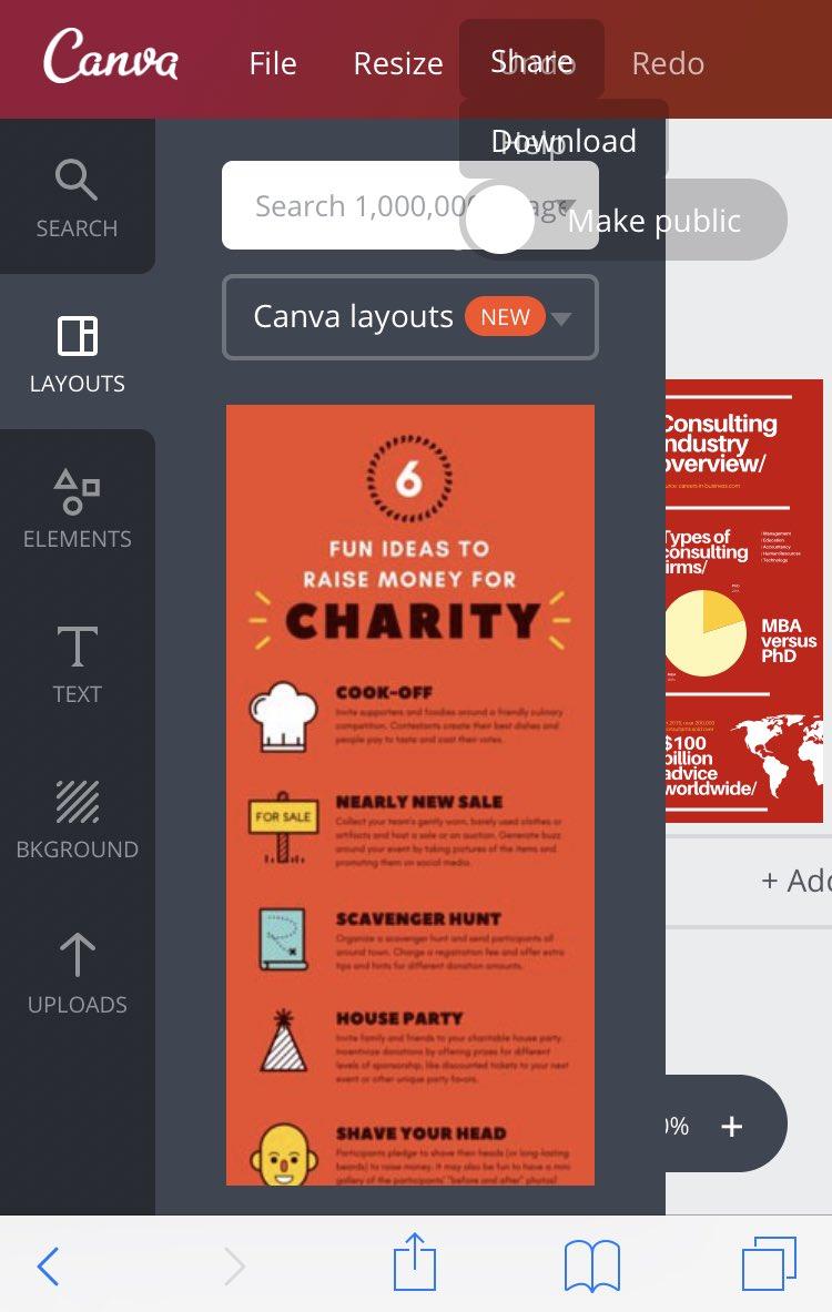 البوسترات الدعائية والانفوجرافيك التصاميم موقع