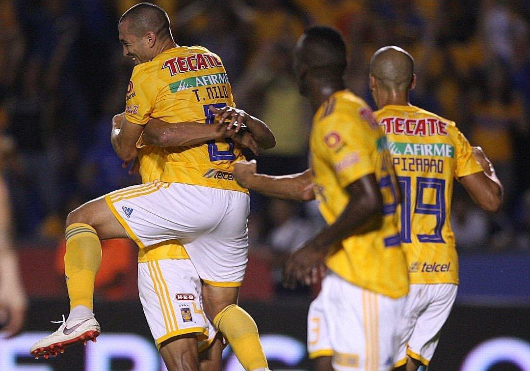 Pachuca empató 1-1 ante Tigres F9