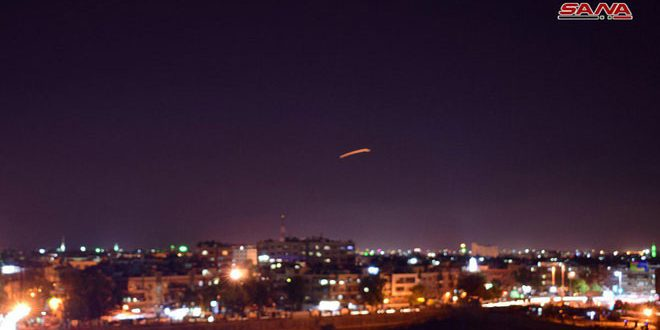 Израиль обстрелял аэропорт Дамаска