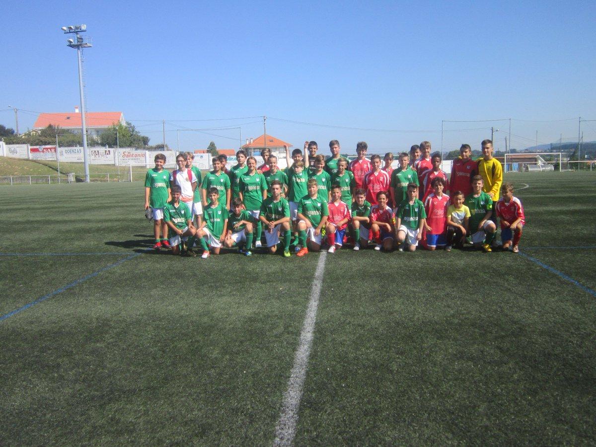 ADR Numancia de Ares. Torneo Vila de Ares. Infantiles 2018-2019