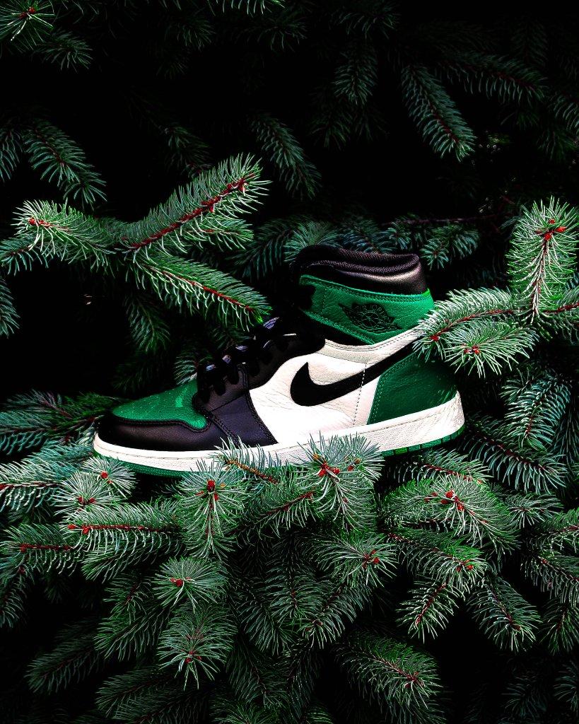 Jordan Retro 1 'Pine Green' Launching