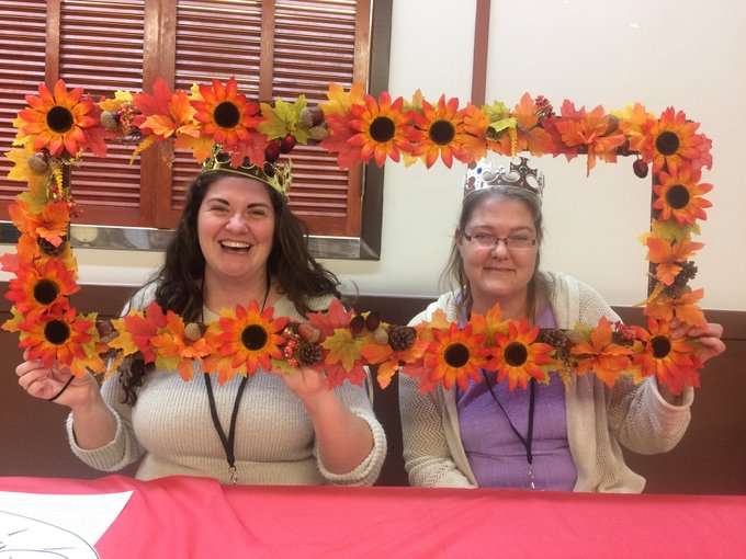 And fun photos too, at the Queen Alexandra and @AllendaleYEG #yegclday18 @EFCL Photo