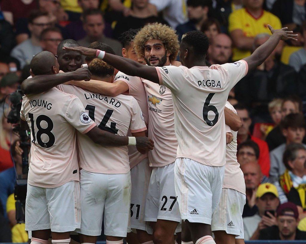 Ammad United  🤘😈's photo on Fellaini
