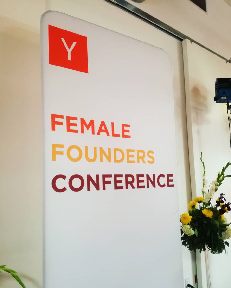 Female Founders Conference