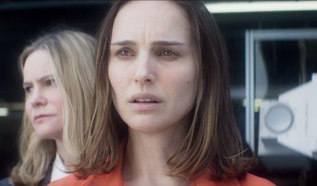 Natalie Portman as Lena in Annihilation (2018) dir. Alex Garland