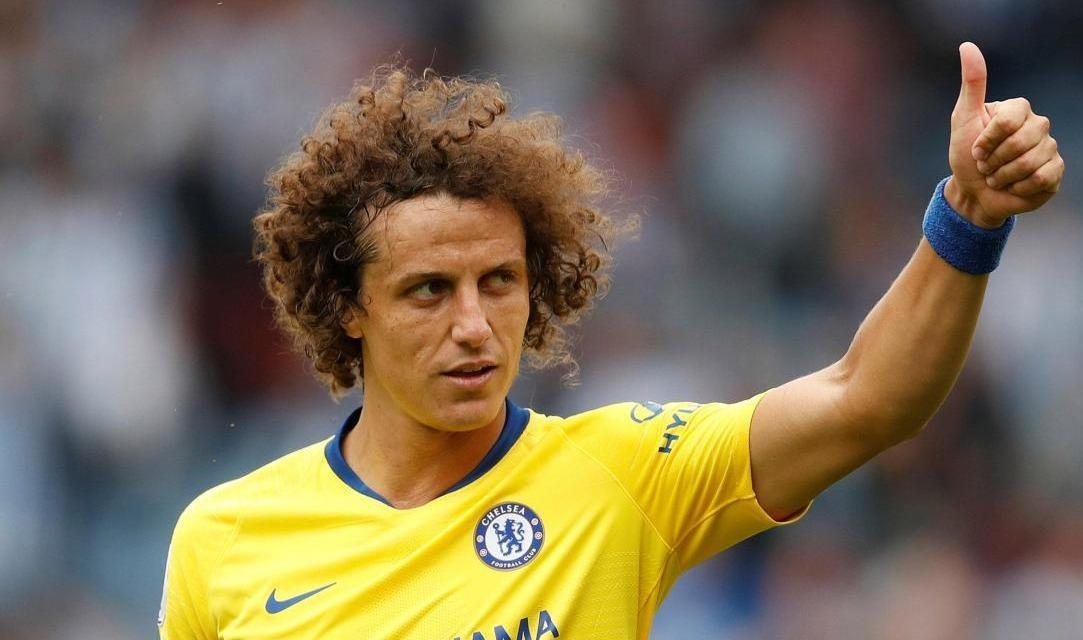 David Luiz Contract Talks With Chelsea Set To Begin As Ace ...