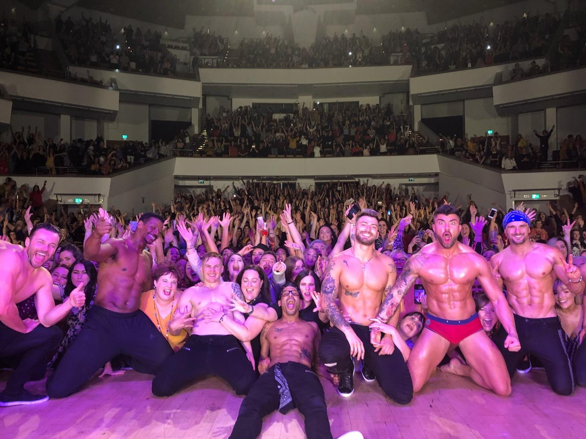 People of Belfast, we hope you enjoyed @TheDreamboys show tonight at the Waterfront Hall. We are back at the Waterfront Hall in Belfast next year on Saturday 7th September 2019. Book your tickets now to get the best seats in the house at waterfront.co.uk/what-s-on/all-…