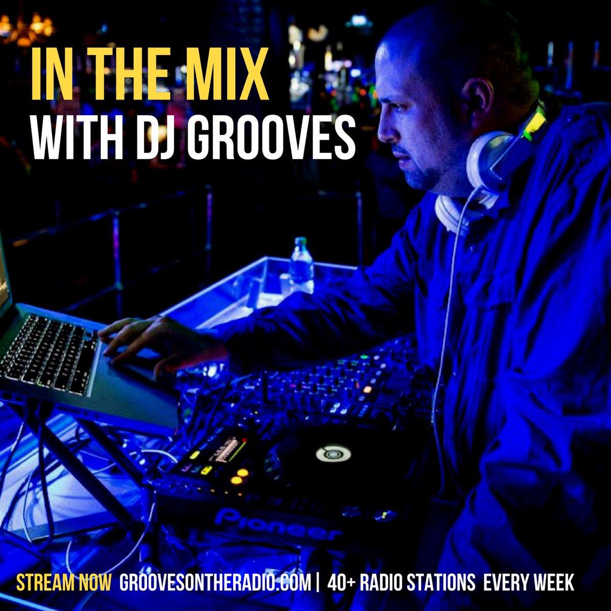 DJ Grooves on Twitter: