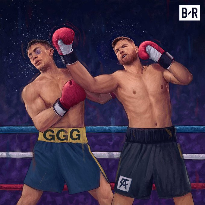 Canelo takes the WBC Middleweight Title by decision #CaneloGGG2 Photo