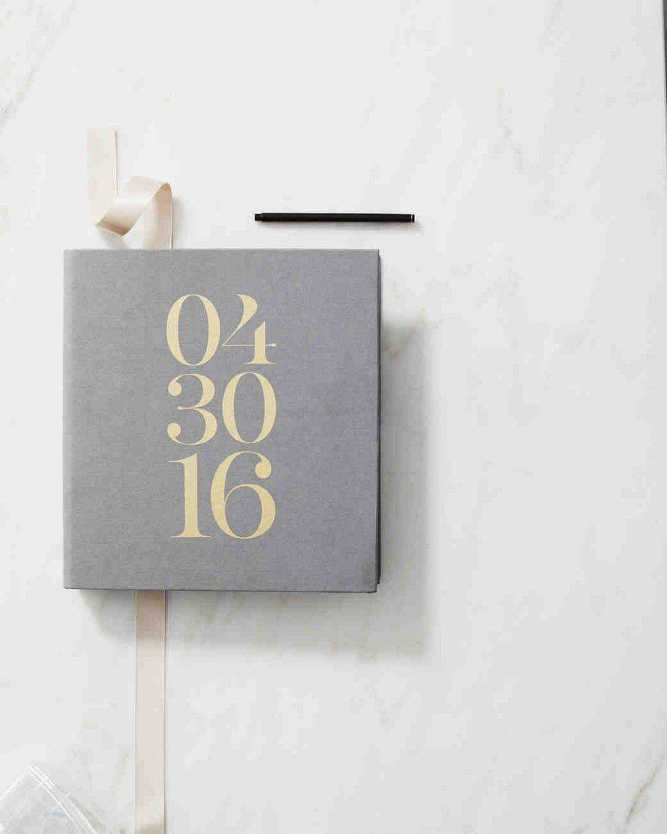 Martha Weddings On Twitter 17 Diy Wedding Guest Book Ideas