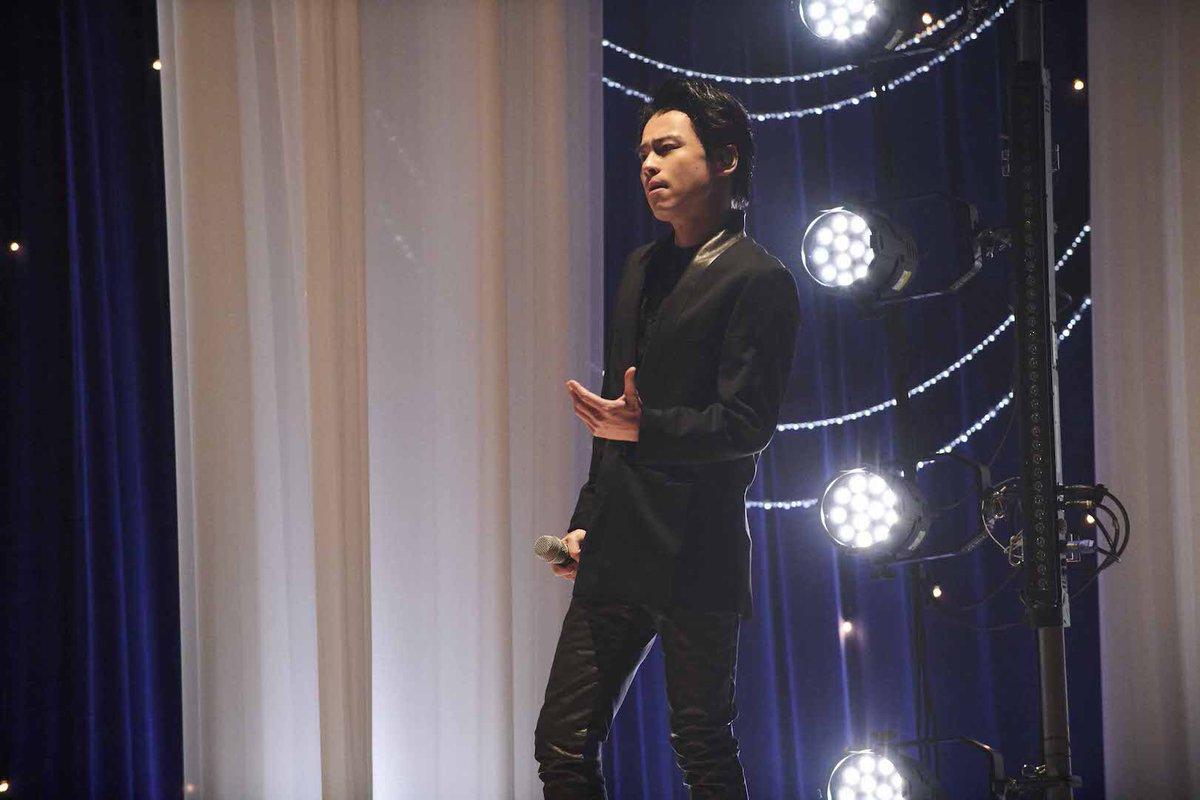 グリブラ 第18話歌コーナーもう1曲は 中川晃教 さんが「『銀河鉄道999』~GALAXY OPER