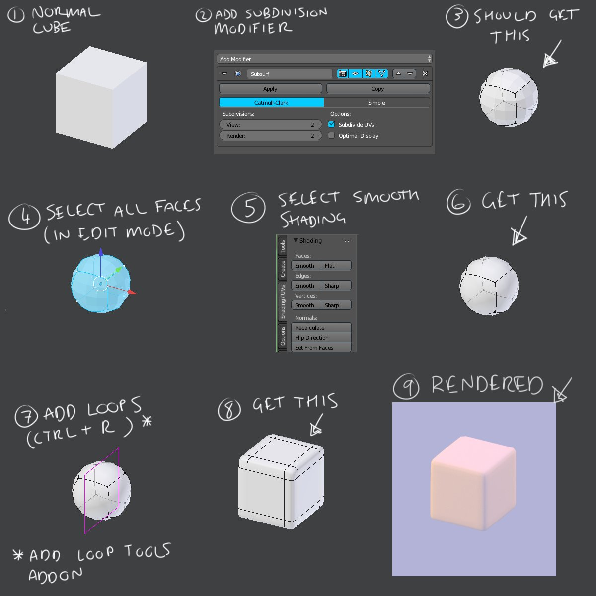 Blender photos and hastag paul had a few folk ask me about how to get a soft render in blender so put together this is a basic tutorial ccuart Image collections