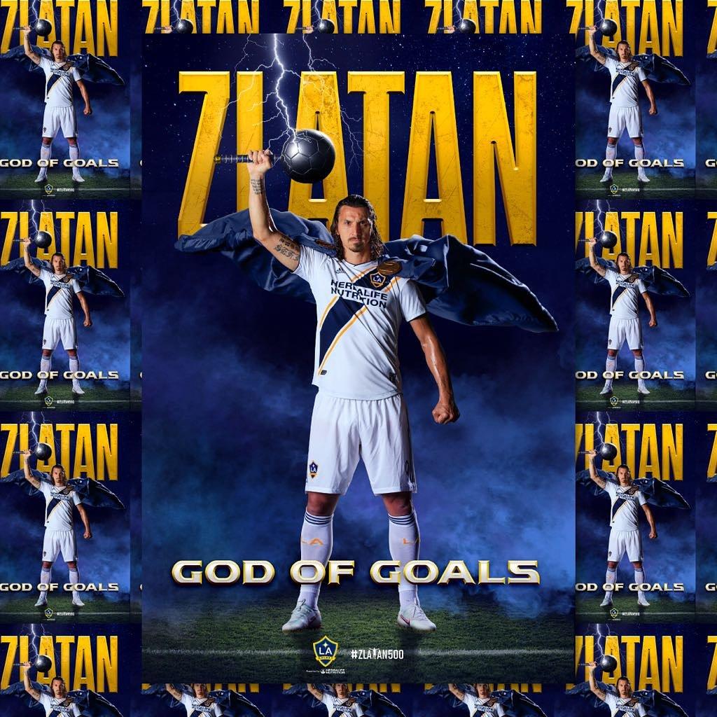 Zlatan Ibrahimović On Twitter 500