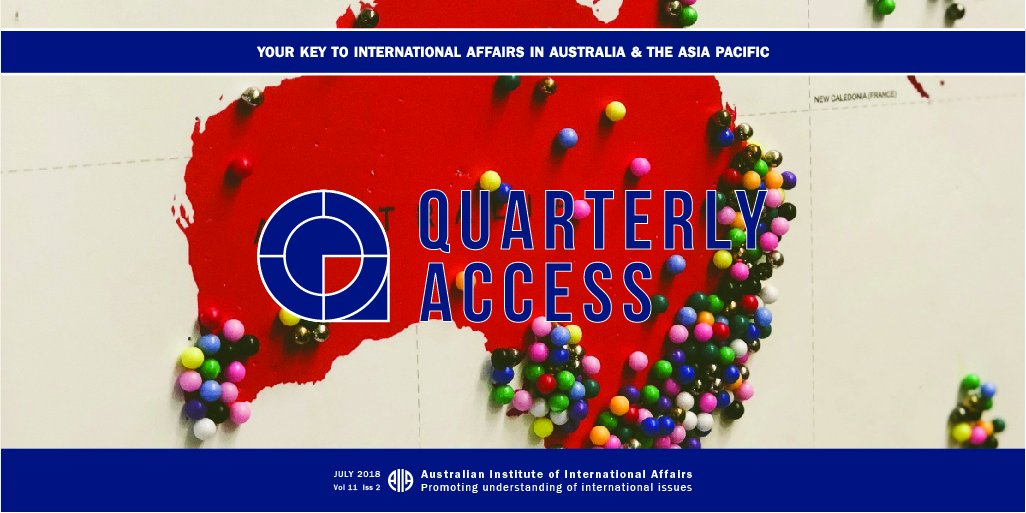 Quarterlyaccess On Twitter Our Latest Issue Is Out Now This Issue