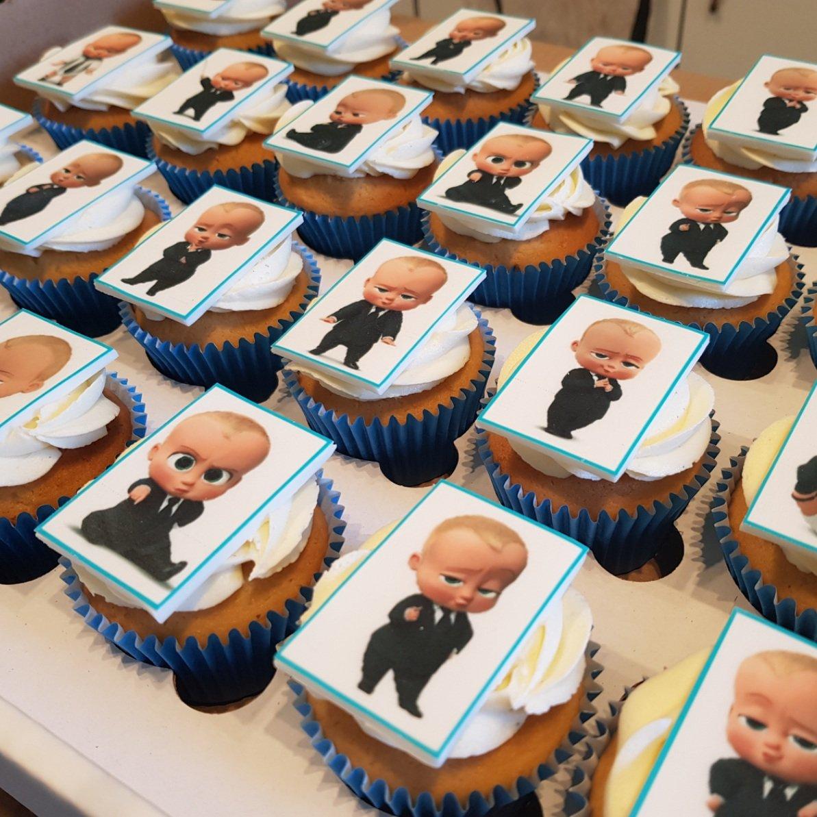 Auntie Cake On Twitter Boss Baby 2 Tier Vanilla Birthday
