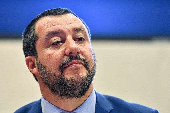 Wicepremier i szef MSW Włoch Matteo Salvini do szefa MSZ Luksemburga Jean Asselborn Może w Luksemburgu macie zapotrzebowanie na obcych, to wasza sprawa. My nie chcemy zastąpić naszych dzieci niewolnikami z Afryki. Włochy powinny być dla Włochów. Photo