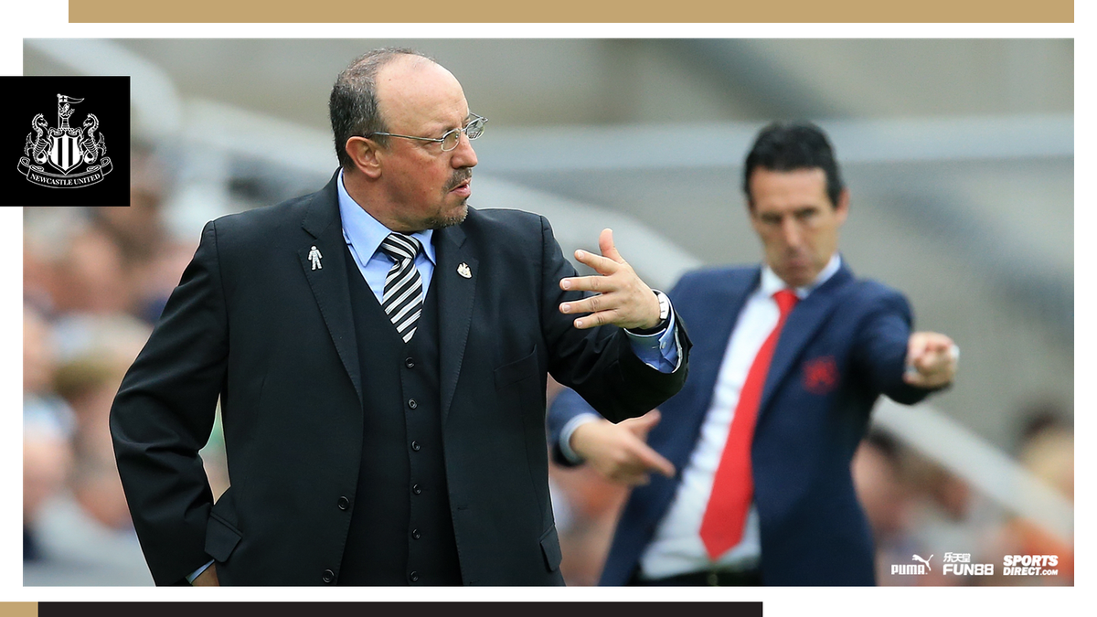 🎥 Catch up with Rafa Benítezs post-match reaction following yesterdays narrow loss to @Arsenal. Watch the full interview here: nufc.co.uk/nufc-tv/latest… #NUFC