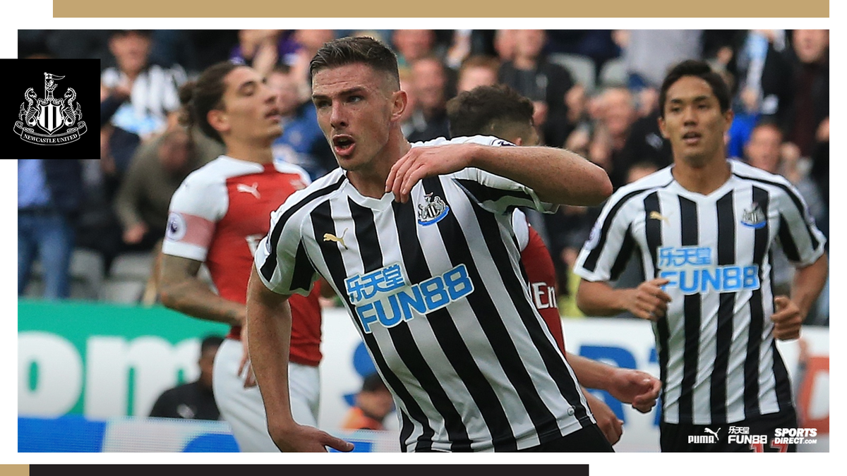🎥 Goalscorer Ciaran Clark spoke to NUFC TV after yesterdays 2-1 defeat to @Arsenal. Watch the full interview here: nufc.co.uk/nufc-tv/latest… #NUFC