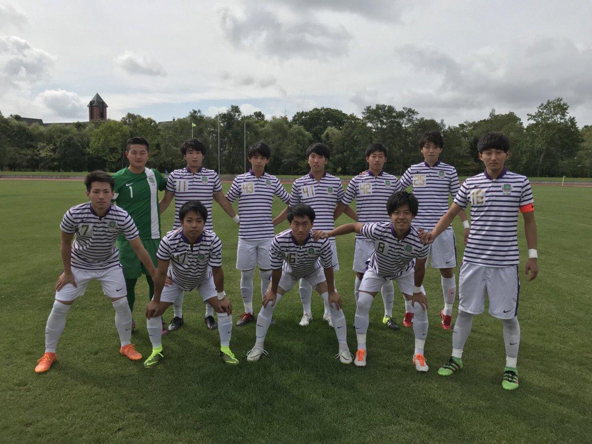 札幌大学サッカー部 on Twitter:...