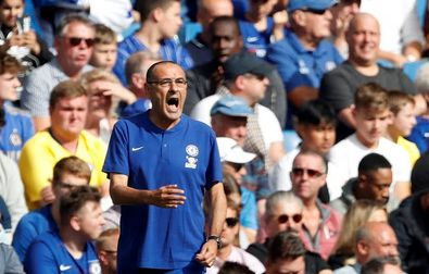 Sarri Bahagia Chelsea Tak Terkalahkan di 5 Laga Fotoğraf
