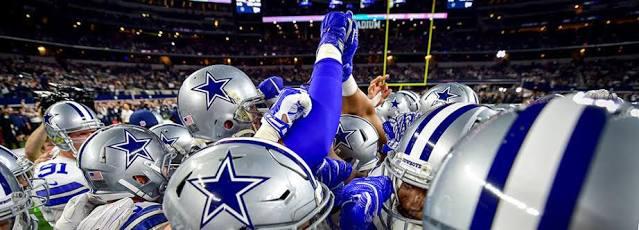 GAME DAY!! Sunday Night Football #CowboysNation #BeatTheGiants Photo